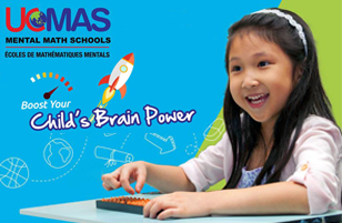 UCMAS - Mental Math [Age 4 - 13 years]