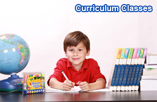 Curriculum classes - Tutoring [Grade JK - 12]